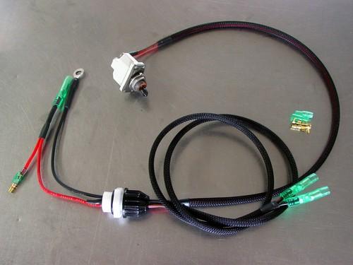 Kawasaki   bilge switch