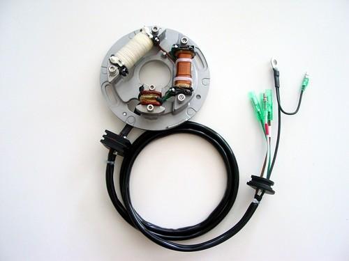 Yamaha 62T Stator Service