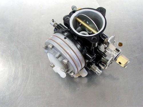 Kawasaki Vulcan Classic Velocity Stacks