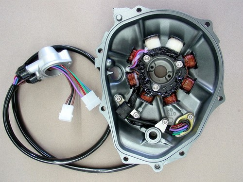 Kawasaki 750sx 750sxi 750ss 750xi stator and cover remanufacture service
