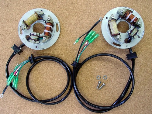 yamaha stator wiring 1995 ktm stator wiring diagram stator restoration service - yamaha superjet 650 701 ...