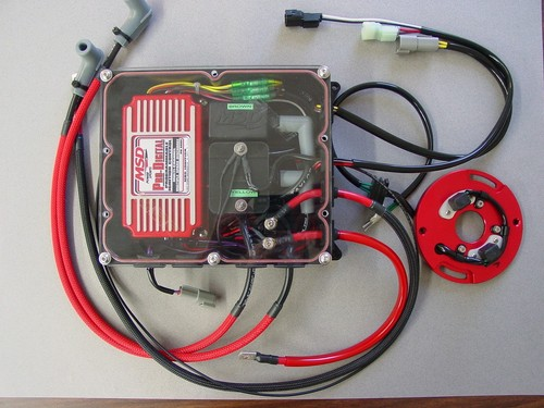 Electrical Box / Ignition Systems Restoration Services - Rick Roy