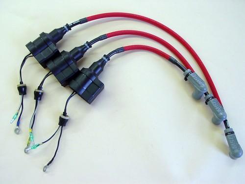 Yamaha GP1200 SUV XLT 1200 A  65U series  spark plug wire rebuild service