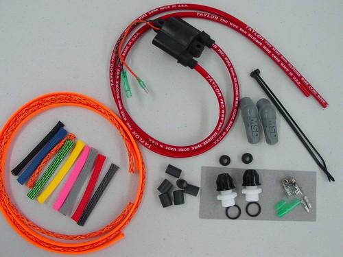 Kawasaki 750sx 750sxi 800sxr 750SS 750STS Spark Plug Wire Replacement Service