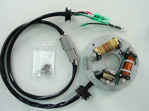 Yamaha Superjet / BLASTER 650  701    Yamaha 61x  62t  stator wiring harness replacement service