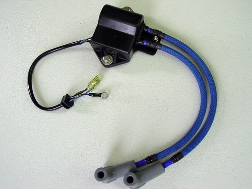 Kawasaki 650sx 650 sx  650 X2 igniter spark plug wire replacement system  CDI