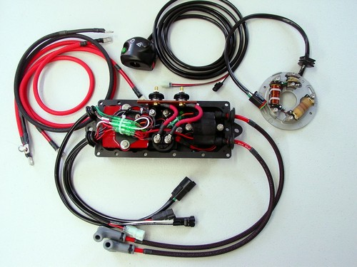 electrical box ignition systems restoration services jet ski yamaha wiring diagram wiring