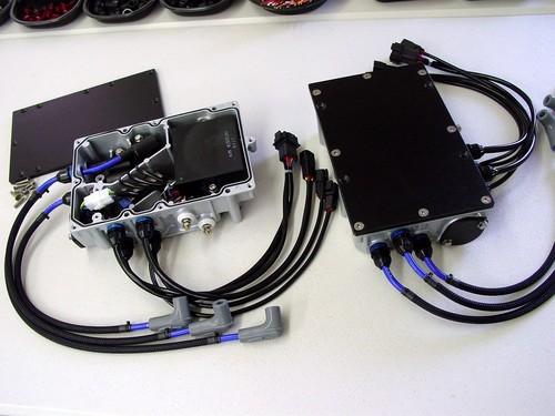 SXR 1100 ignition system Flat top OEM die cast case