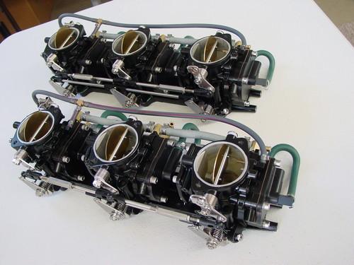 Carburetor Restoration Services / Parts - Yamaha GP1200 XR1800 66v
