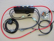electrical box ignition systems restoration services total loss start stop module