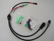 Kawasaki 750sx 750sxi   800sxr bilge pump harness